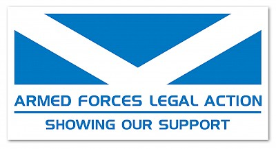 Armed Forces for Legal Action logo